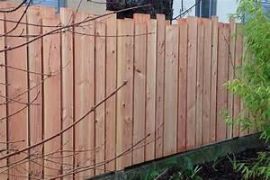 Planche Bois Autoclave : palissade en bois douglas planches verticales ext rieur ~ Premium-room.com Idées de Décoration