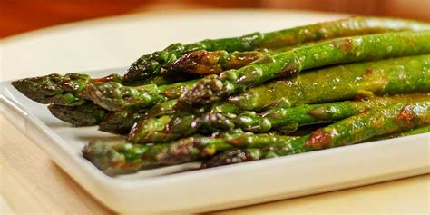 pan asparagus easy meals  video recipes  chef