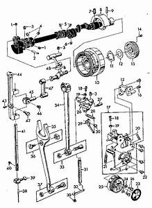 Kenmore 14813110 Mechanical Sewing Machine Parts