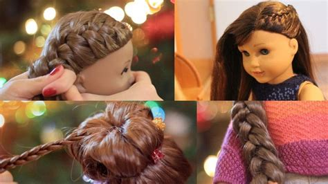 25+ Best Ideas About American Girl Hairstyles On Pinterest