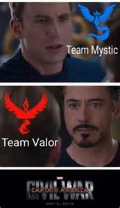 Go Team Mystic Pokemon Memes