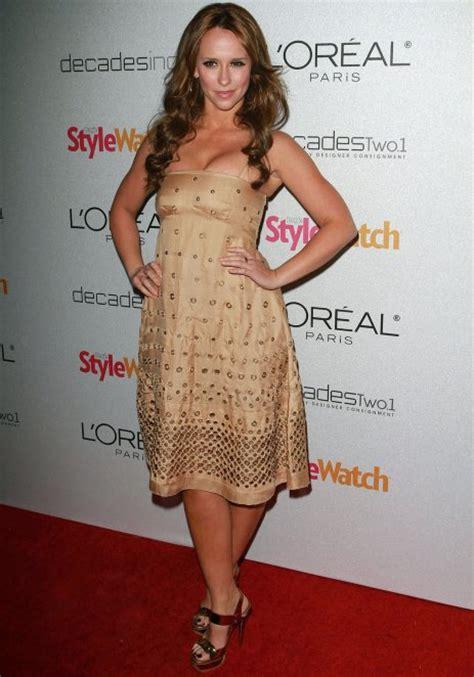 foto de Jennifer Love Hewitt: Elegant at People StyleWatch event