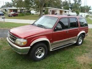 1998 Ford Explorer Eddie Bauer For Sale