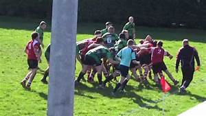 Brecon RFC tries against Caerleon 25 March 2017 - YouTube