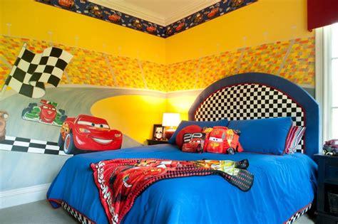 Decorate Boys Bedroom With Disney Cars Bedroom Ideas