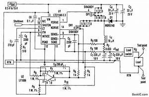 Switching Power Supply - Power Supply Circuit