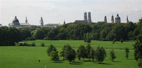 Englischer Garten München Central Park by Englischer Garten