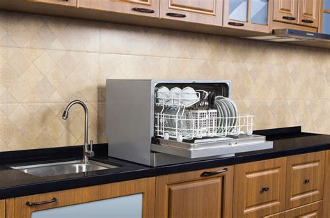 small countertop dishwasher the best countertop dishwashers of 2018 reviewed
