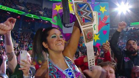 superstars   face bayley   smackdown women