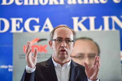 Hoti: Vetëm me LDK-në, Kosova ka normalitet - Exit ...