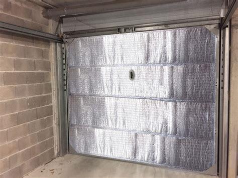 Coibentare Porta Garage by Come Isolare Termicamente Il Garage Isolamento