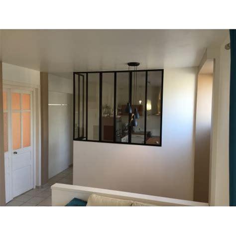 vitre separation cuisine cloison vitre cuisine 15 vente verre et contreplaqu
