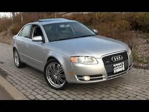 Audi A4 2006 : 2006 audi a4 2 0t b7 quattro test drive review youtube ~ Medecine-chirurgie-esthetiques.com Avis de Voitures