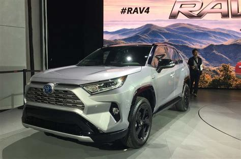 Toyota Rav 4 New by 2019 Toyota Rav4 To Be More Of A Proper Suv Than