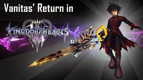 Vanitas Return In Kingdom Hearts 3 Theory Youtube