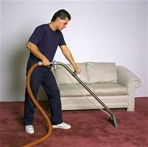 Vacuum cleaning your carpet-do it the right way