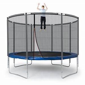 Trampolin Netz 366 : klassik trampolin 366 cm netz mit ring blau bis 160 kg ~ Whattoseeinmadrid.com Haus und Dekorationen