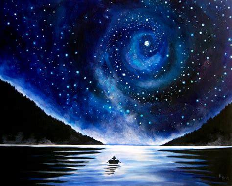 Galaxy Paintings For Sale Art In Bulk