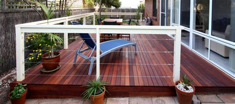 how to build a deck softwoods build a timber deck concrete softwoods