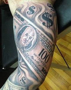 Download Free Sleeve Money Sign Tattoo For Men to use and ...