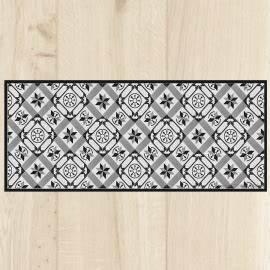 Tapis Cuisine Carreaux Ciment : tapis de cuisine carreaux de ciment ~ Carolinahurricanesstore.com Idées de Décoration