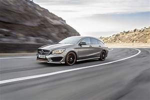Mercedes Cla Break : mercedes benz cla 250 4matic shooting brake x117 2014 ~ Melissatoandfro.com Idées de Décoration