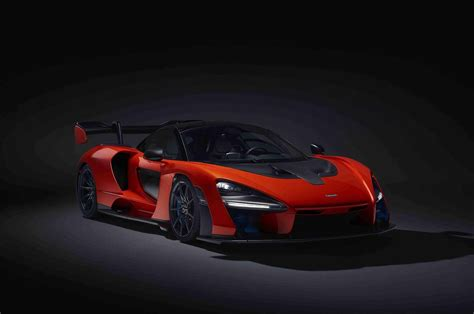 Mclaren Senna Is Brand's New 789hp Ultimate Series Model