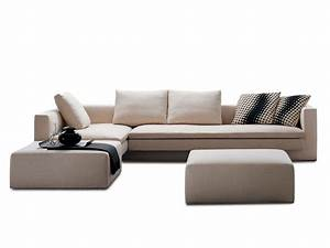 Sectional sofa hi bridge by molteni c design ferruccio for C sectional couches