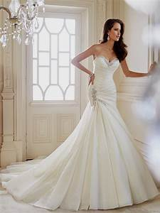 Trumpet wedding dresses as your beautiful option www for Trumpet wedding dress