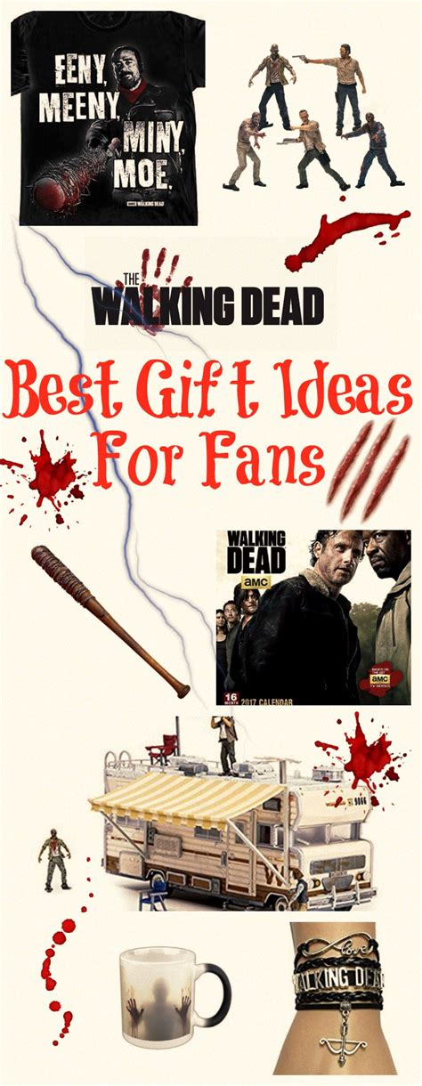 gifts for walking dead fans best gifts for the walking dead fans twd gift ideas