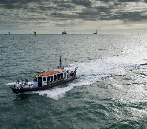Rib Boat Offshore by Offshore Rib Hire