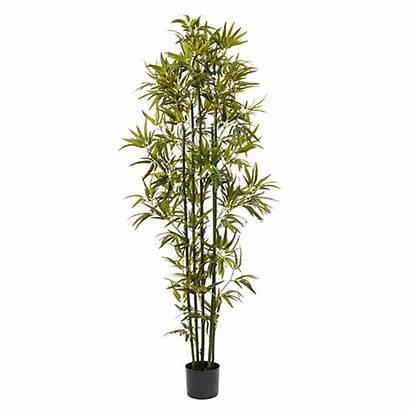 Tall Bamboo Plant Indoor Artificial Garden Faux