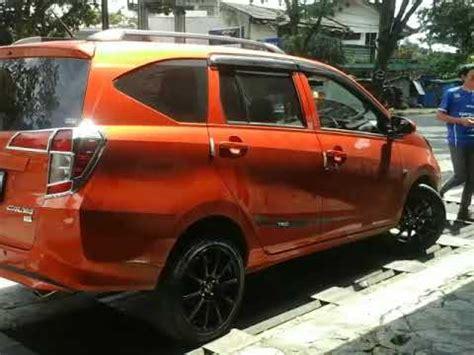 Toyota Calya Modification mobil toyota calya modif velg makin keren
