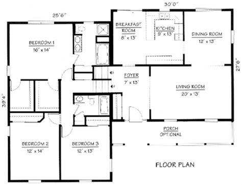 split level floorplan  torrington  modular home