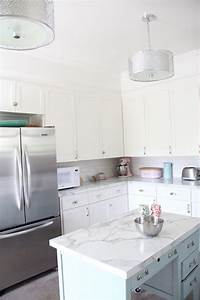 1000 ideas about faux marble countertop on pinterest for Best brand of paint for kitchen cabinets with breast cancer stickers