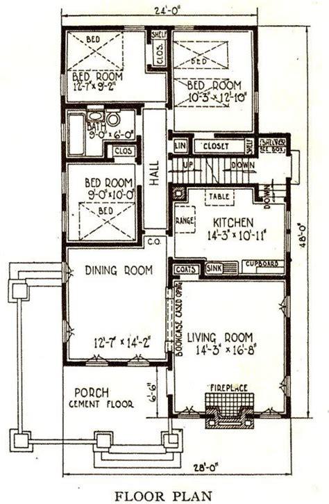 chicago bungalow floor plans chicago bungalow house plans escortsea