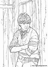 Potter Harry Chamber Secrets Coloring Ron Disegni Coloriage Desenhos Colorir Dibujos Kolorowanki Weasley Ausmalbilder Pobarvanke Printable Pobarvanka Pintar Contre Mur sketch template