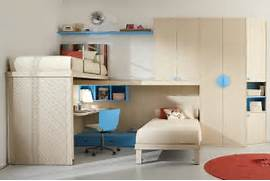 Furniture For Childrens Rooms Kids Loft Double Beds By TumideiSPA DigsDigs