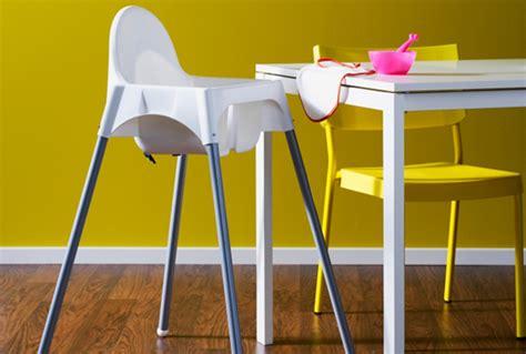 chaise évolutive ikea chaise haute ikea prix table de lit