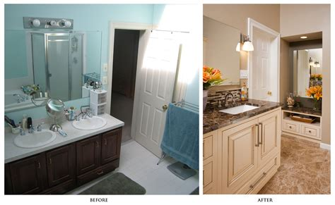 Bathroom Remodel Ideas Before And After by Before And After Diy Bathroom Renovation Ideas Marvelous
