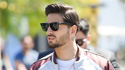 steal  hairstyle  maluma gq