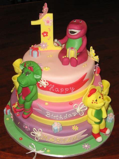 barney cakes decoration ideas  birthday cakes