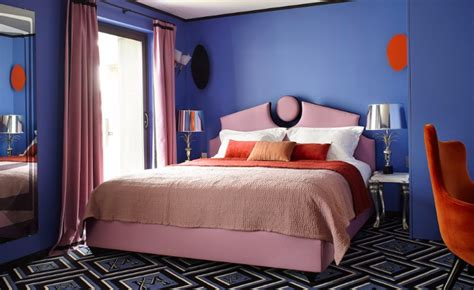 trends  colorful master bedroom designs master