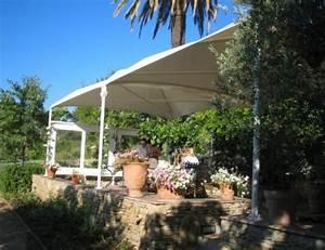 couverture terrasse restaurant en toile tendue speedabris With abri de terrasse en toile