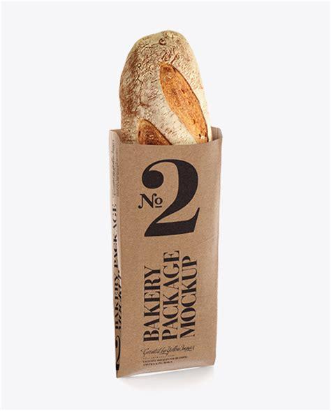 105+ product packaging mockups (free & premium). Kraft Paper Bakery Bag Mockup in Bag & Sack Mockups on ...