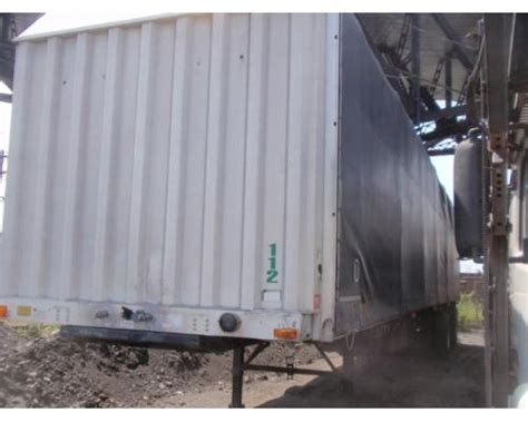 2006 conestoga aero 48 curtain side trailer for sale