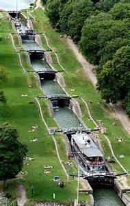 Stockholm Sweden Canals