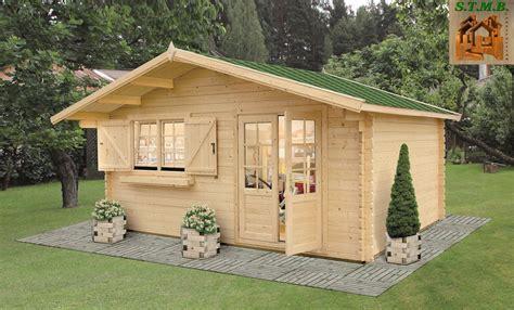 chalet en sapin de 50 m2 sans permis de construire chalet maison bois