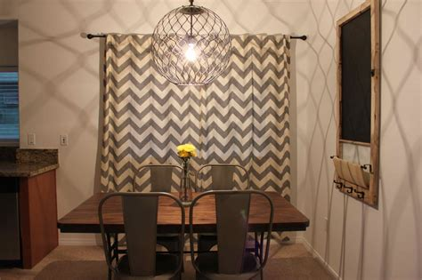 Gray Chevron Curtains Living Room by Chevron Curtains