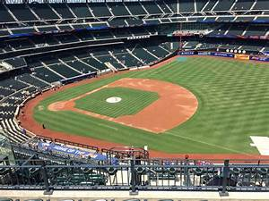 Citi Field Seating Chart With Row Numbers Citi Field Section 504 Rateyourseats Com